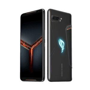 Asus ROG Phone 2 128gb Black front back view