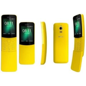 Nokia 8110 [4G 4GB 512MB RAM 2.4 Inches 2MP]