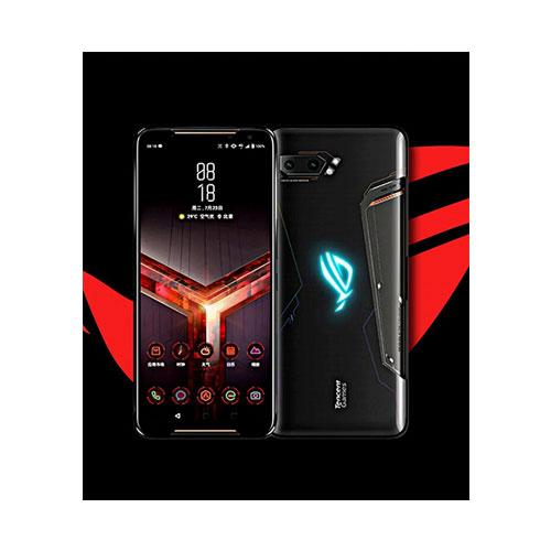 Asus ROG Phone 2 512gb black front back view