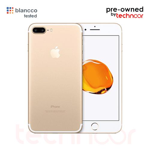 used iPhone 7 plus gold