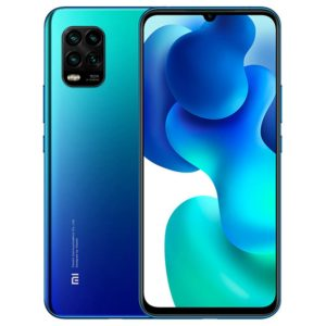 mi10 lite 5g global version aurora blue