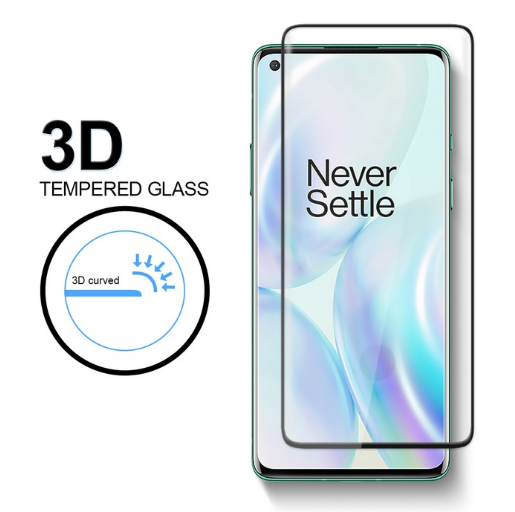 OnePlus 8 Pro Screen Protector Premium UV Full Glue anti Blue Light