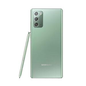 Samsung Galaxy Note20 256GB Mystic Green rear view