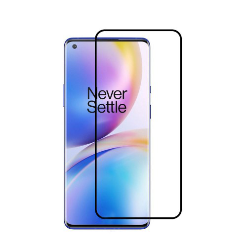 Full Glue Tempered Glass for OnePlus 8T