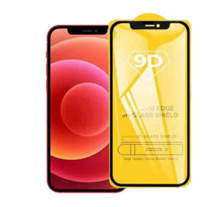 9D Full Glue Tempered Glass Screen Protector for iPhone 12/12 Pro