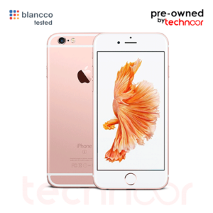 used iPhone 6s rose gold
