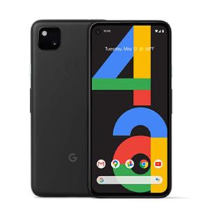 Google Pixel 4a Black