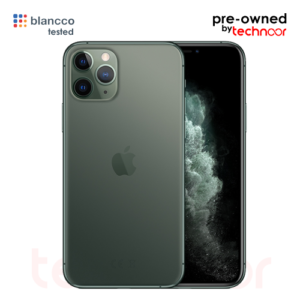 used iPhone 11 pro Max Green
